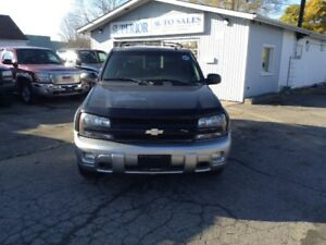 2004 Chevrolet TrailBlazer LT Fully Certified! Carproof Verified