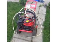 Clarke petrol power washer