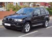 LHD LEFT HAND DRIVE BMW X5 4X4 EXECUTIVE AUTOMATIC, LEATHER , LOADED, VERY CLEAN CAR