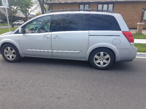 2005 Nissan Quest llimited edition Minivan, Van