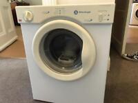 White Knight 3kg mini tumble dryer