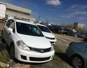 Nissan versa 2012 Accdent free   UBER WELCOME