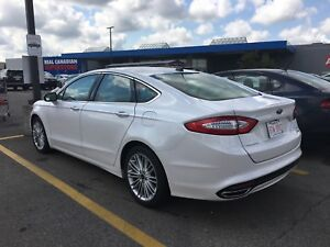 2016 FORD FUSION  SE AWD ECOBOOST