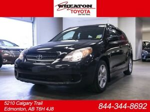 2007 Toyota Matrix XR, Remote Starter, Touch Screen, Alloy Rims,
