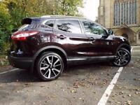 2016 Nissan Qashqai 1.6 dCi Tekna [Non-Panoramic] 5 door Xtronic Diesel Hatchbac