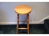 3 Stools (bar stool type)