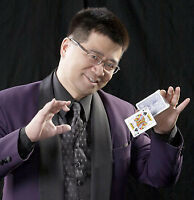 Magicians: energetic, interactive & funny. Photo booth & DJ too!