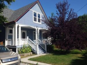 Charming Character home with updates-1114 Hewetson Avenue