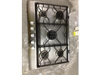 Indesit 5 ring gas hob