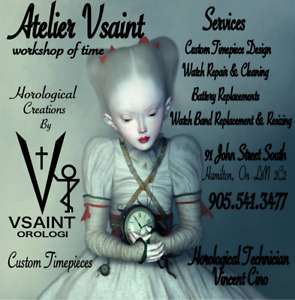 Atelier Vsaint/Horological Workshop of Time