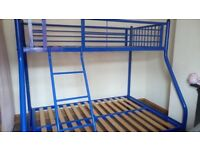 Bunkbed Single/Double