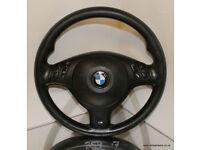 BMW M Sport Steering Wheel E46 330i 330d 325i 318i 320d E39 540i 535i 530i 530d 525i E53 X5 E38 740i