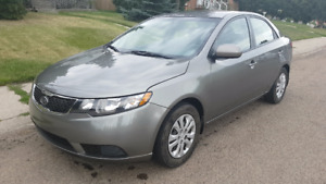 2012 Kia Forte Low K Only $7600 !! Call 780-919-5566