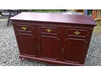 Modern reproduction sideboard