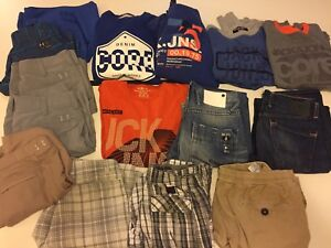 Name brand Back to school clothes for boys
