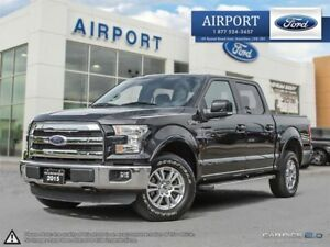 """Ford F-150 4WD SuperCrew 145"""" 2015"""
