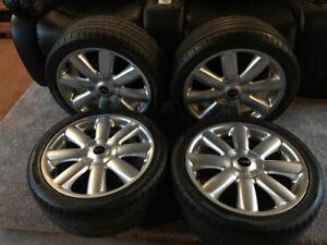 Mini Cooper Weels & Tires