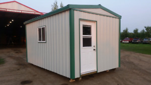 Storage Sheds and Small Buildings