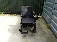 Invacare powered wheelchair