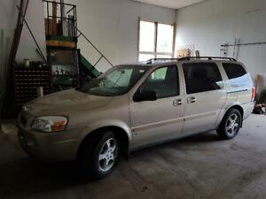 2008 Chevrolet Venture Minivan, Van