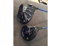 Ping G30 Driver and 3 Wood