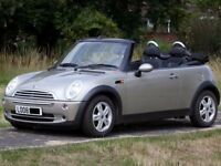 2008 Mini Cooper Convertible 1.6 Excellent Condition and Fully Serviced