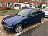 BMW 316ti sport