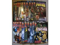The Astonishing Spider-man Comics Issues 50 (Mar 2009) - 69 (Dec 2009)