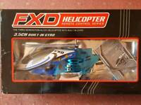 Helicopter - remote control