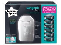 Tommy tippy sangenic tec nappy disposable system