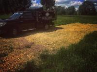 FREE WOODCHIP AND DELIVERY 2ND AUGUST
