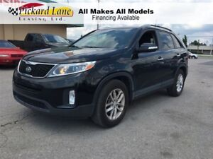 2015 Kia Sorento $126.07 BI WEEKLY! $0 DOWN! CERTIFIED!