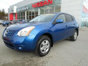 2008 Nissan Rogue S FWD AUTOMATIQUE AIR CLIMATISÉ