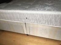 SUPERB OFFER!!! Double bed offer with 4 draw base
