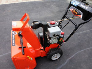 Ariens Compact 2-stage Snow Blower