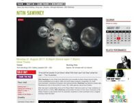 Nitin Sawhney Shakespeare's Globe