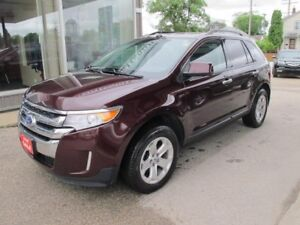 2011 Ford Edge AWD SEL SUV Nav htd seats 185,000k NOW $11,995