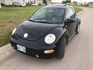 TDI Beetle 2002