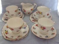 Royal Vale Floral Tea Set