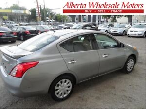 2014 NISSAN VERSA SV AUTOMATIC EASY FINANCE WE FINANCE ALL