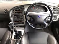 Mint 2002 SAAB 9-5 2.0t Vector estate manual 5 speed.trade in considered, credit cards accepted