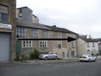 Commercial Property To Let In Burnley Town Centre With Parking Storage & Loading Bay