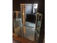 Mirrored dressing table Mirror