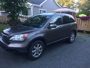 2009 Honda CR-V exl Fully loaded