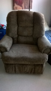Fauteuil inclinable Lane