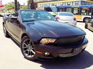 2012 FORD MUSTANG CONVERTIBLE+LOADED+PREMIUM+UPGRADES
