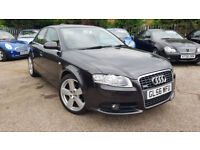 2007 AUDI A4 S-LINE 2.0TDI SALOON 140 BHP,TIMING BELT DONE,EXCELLENT CONDITION