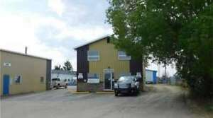 Office and warehouse-Rocky Mountain House MLS# CA0112862