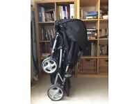 Graco Double Buggy - great condition