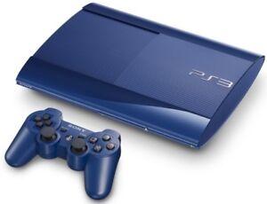 PS3 bleue